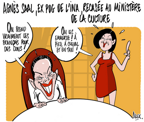 Dessin d'Alex - courrier-picard