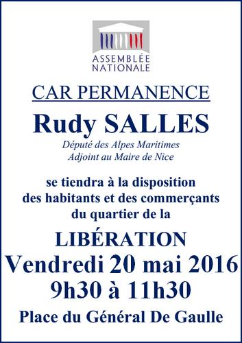 Car Permanence Libération rudysalles.fr