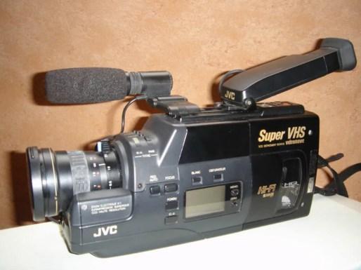 Caméscope sorti en France début 1990