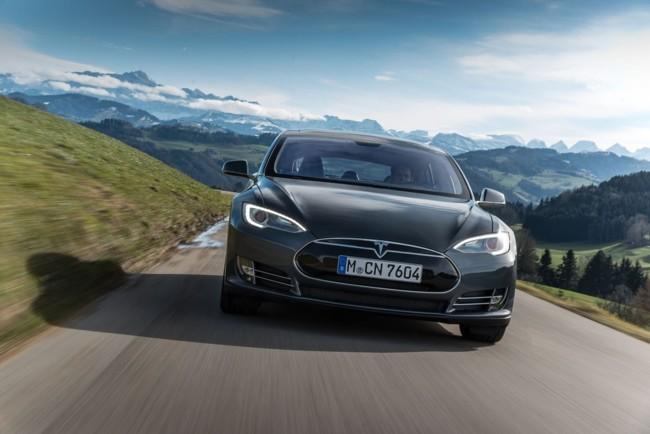 El Tesla Modelo S Propulsión eléctrica al servicio de las cuatro ruedas|Neumáticos Baratos Madrid