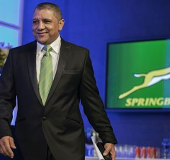 Allister Coetzee is the new Springbok coach