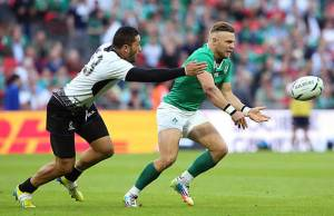 Ireland fly half Ian Madigan will leave Leinster