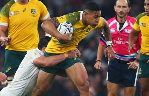 Israel Folau could miss this weekend's pool decider