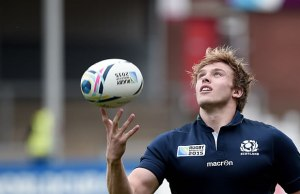 Jonny Gray has been ruled out for Scotland this weekend