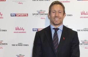 England legend Jonny Wilkinson