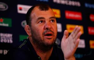 Michael Cheika has not been contacted by the RFU about replacing Stuart Lancaster