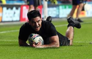 Rugby World Cup winner Nehe Milner-Skudder will play for the Baabaas