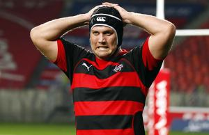 Steven Sykes will play his 100th Currie Cup match on Saturday