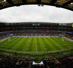 Saracens will play Worcester at Twickenham