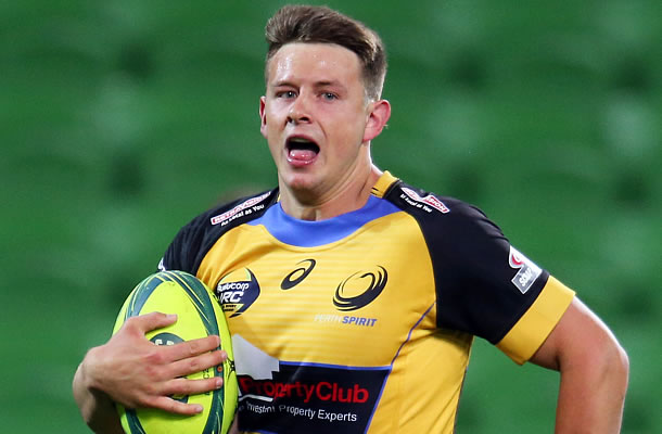 The Western Force have re-signed Brad Lacey