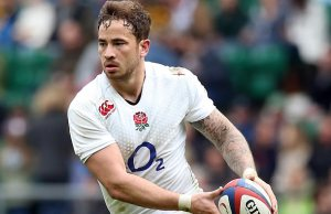 Danny Cipriani will tour South Africa with the England Saxons