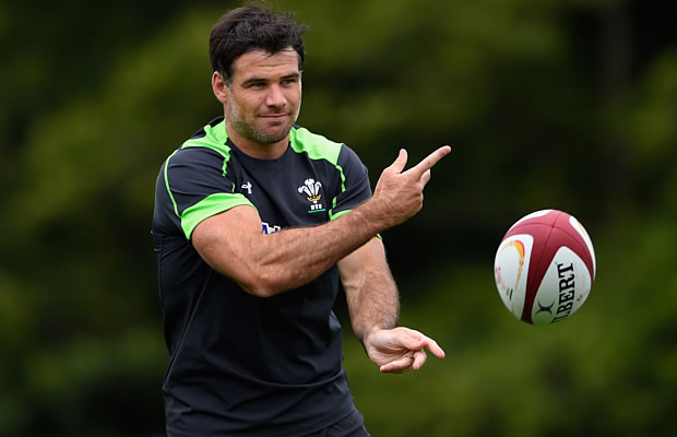 Mike Phillips has called time on his international career