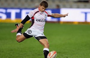 Patrick Lambie will captain the Sharks in Toulon