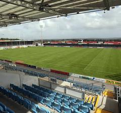 Exeter Chiefs host Saracens at Sandy Park