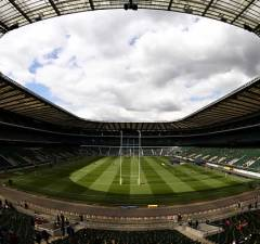 English Rugby is thriving off the field at Twickenham