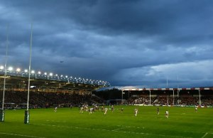 Harlequins host Exeter Chiefs at the Twickenham Stoop