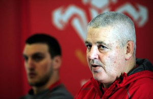 Warren Gatland has apologised for comments made earlier today