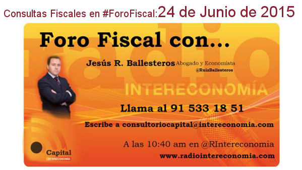Foro Fiscal 2015-06-24