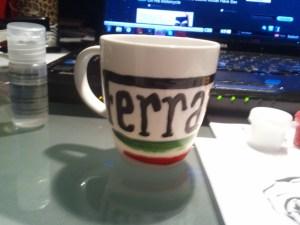 Ferrari - Espresso Cup - Final