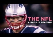 THE NFL : A Bad Lip Reading – Just in Time for Super Bowl 2013