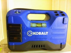 Photo of Kobalt Dual Power Inflator front view