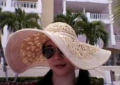 How To Make a Sun Hat Hanger for $4 or Less
