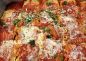 Lasagna Roll Ups Recipe