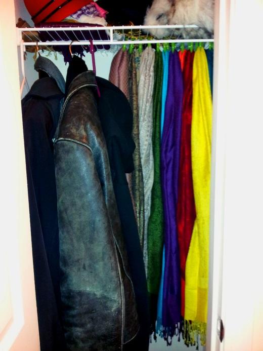 Scarf Hanger Full Length