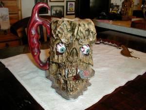 Norm Skull Mug