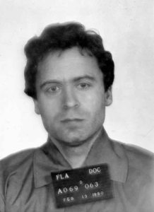 Ted Bundy (above) allegedly told Schaefer that he did two kills at a time because of reading about Gerry 's style.