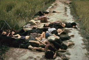 My Lai massacre, March, 1968