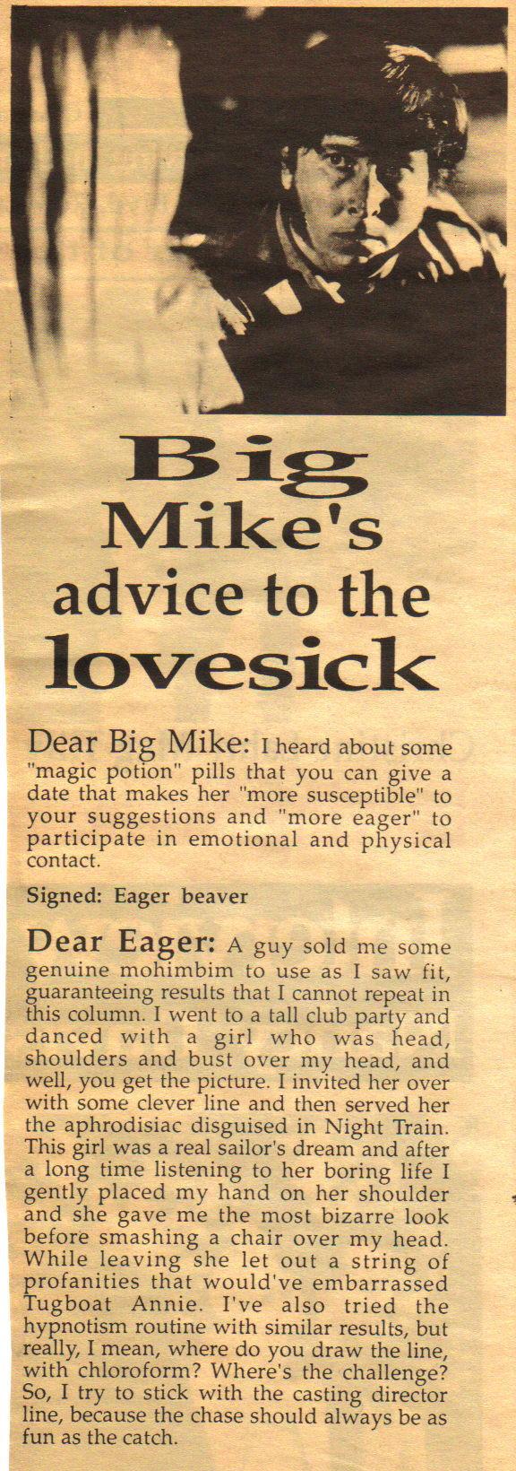 Big Mike 8