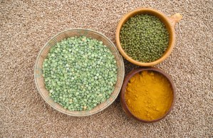 Beans and lentils are packed with protein, but low in fat. Photo courtesy of PhotoXpress.com