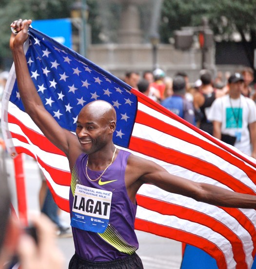 Bernard Lagat, NYC Half, half marathon NYC, Fifth Avenue Mile