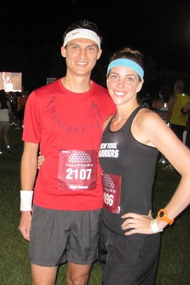 running and love, Disney Wine & Dine Half Marathon, Disney proposal, running proposal