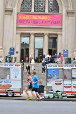 Fifth Avenue Mile, Metropolitan Museum of Art, New York City