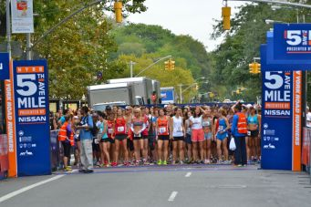 Fifth Avenue Mile, New York City, Road Mile