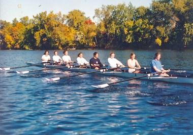 Rowing, Crew