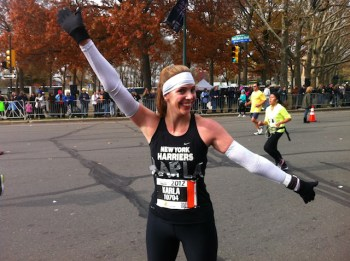 Philadelphia Marathon, half marathon training, year in review