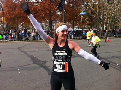 Philadelphia Marathon, half marathon training