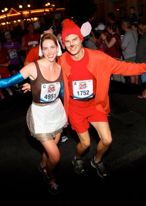 Walt Disney World Marathon, Disney running, run Disney, Cinderella in rags, Jacques mouse