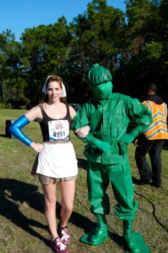 run Disney, Disney running, Walt Disney World Marathon, Cinderella in rags, running costume