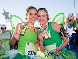 Tinker Bell Half Marathon, run Disney, Disney running, women's races, Tinker Bell 10K