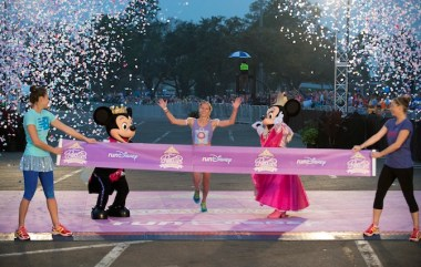 Princess Half Marathon, run Disney, Disney running, Rachel Booth