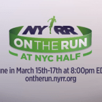 VIDEO: 'On The Run' at NYC Half Chats with Kim Smith