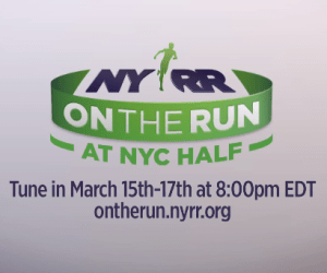 Tune in at ontherun.nyrr.org!