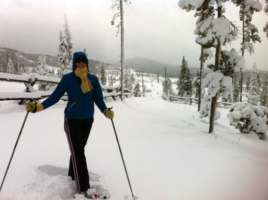 snowshoeing, Colorado, snowshoe