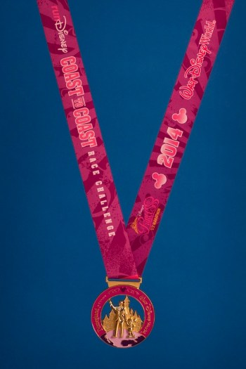 runDisney, Disney running, Coast-to-Coast Race Challenge, Disney Princess Half Marathon, Tinker Bell Half Marathon