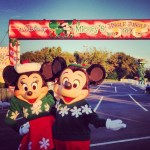 The 12 Days of Christmas: Disney Running Edition