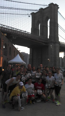 Brooklyn Half, North Brooklyn Runners